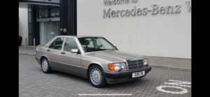 Mercedes W201 190 2.6 1989 For Sale