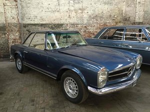 1969 Mercedes Benz 280 SL in restoration  For Sale
