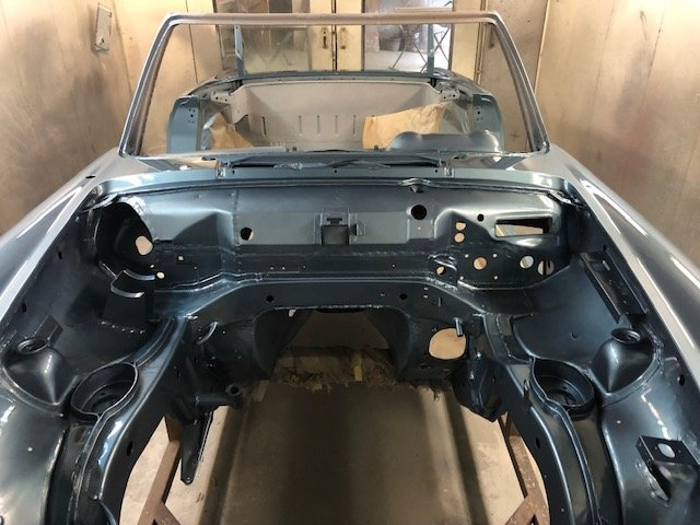1969 Mercedes Benz 280 SL in restoration  For Sale (picture 2 of 6)