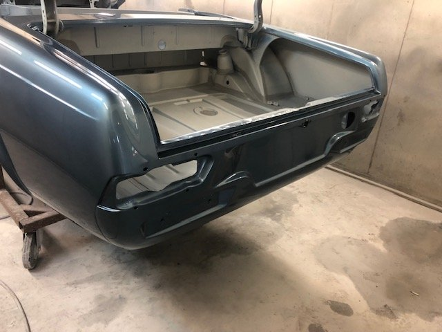 1969 Mercedes Benz 280 SL in restoration  For Sale (picture 4 of 6)