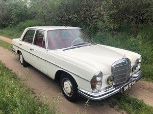 Mercedes-Benz 250SE 1966 LPG For Sale