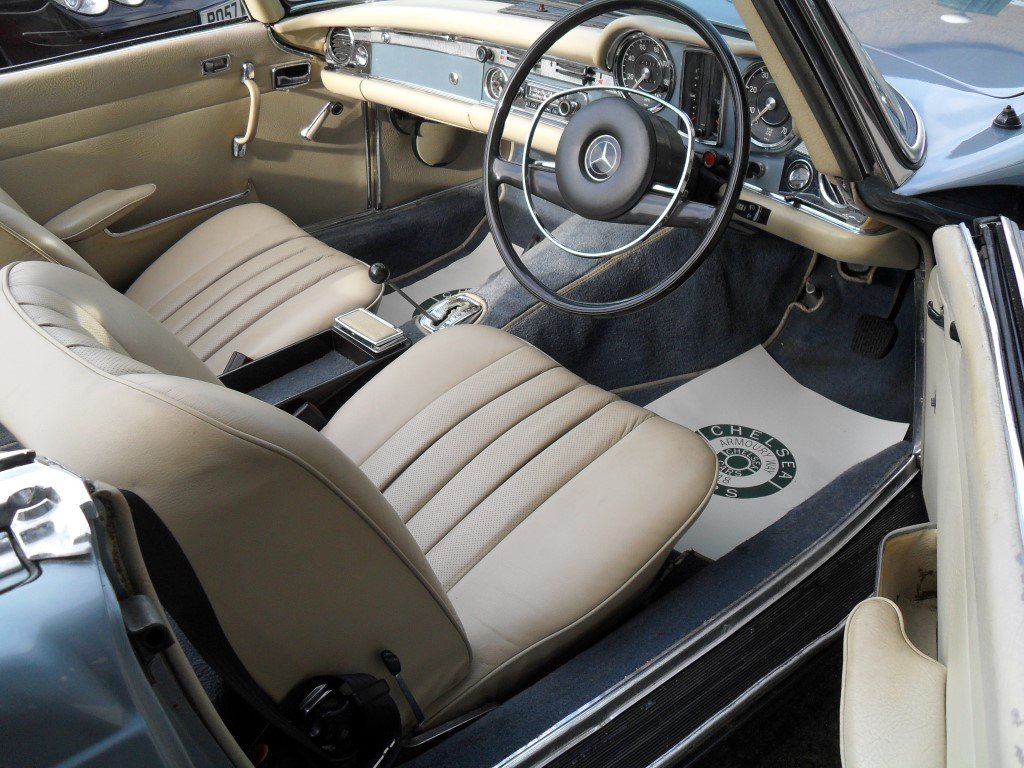 1969 Mercedes Benz 280SL Pagoda For Sale (picture 3 of 5)