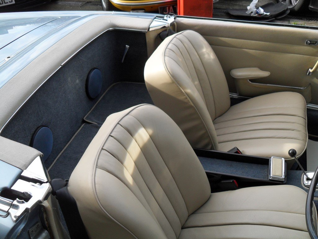 1969 Mercedes Benz 280SL Pagoda For Sale (picture 5 of 5)