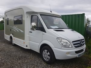 IH Camper on Mercedes Sprinter 2011 REDUCED PRICE