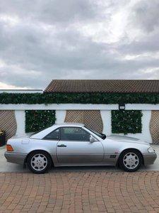 Mercedes-Benz 500SL 1991 Convertible