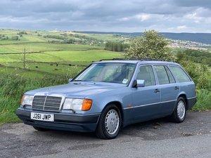 1991 Mercedes W124 300TE 24v Auto Estate at ACA 15th June  For Sale