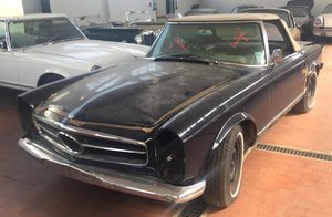 Mercedes 230 Sl Pagoda 1966 For Sale