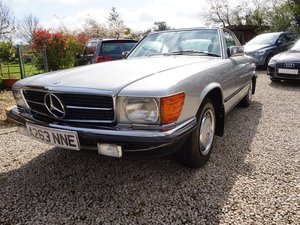 1984 Outstanding Mercedes 280 SL Auto For Sale