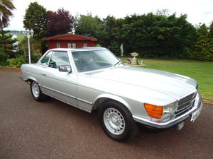 Picture of Mercedes 380SL 1984 For Sale