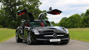 2012 MERCEDES SLS COUPE | FULL DEALER HISTORY For Sale