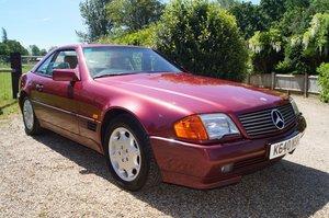 1993 Mercedes R129 SL 500 Auto at ACA 15th June  For Sale