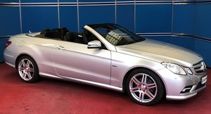 2010 Mercedes E200 Sport  For Sale