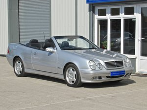 2000 Mercedes-Benz CLK 3.2 CLK320 Elegance 2dr Cabriolet For Sale