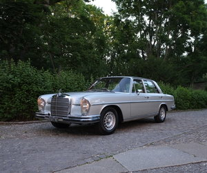 1968 Mercedes W108 280S Manual For Sale