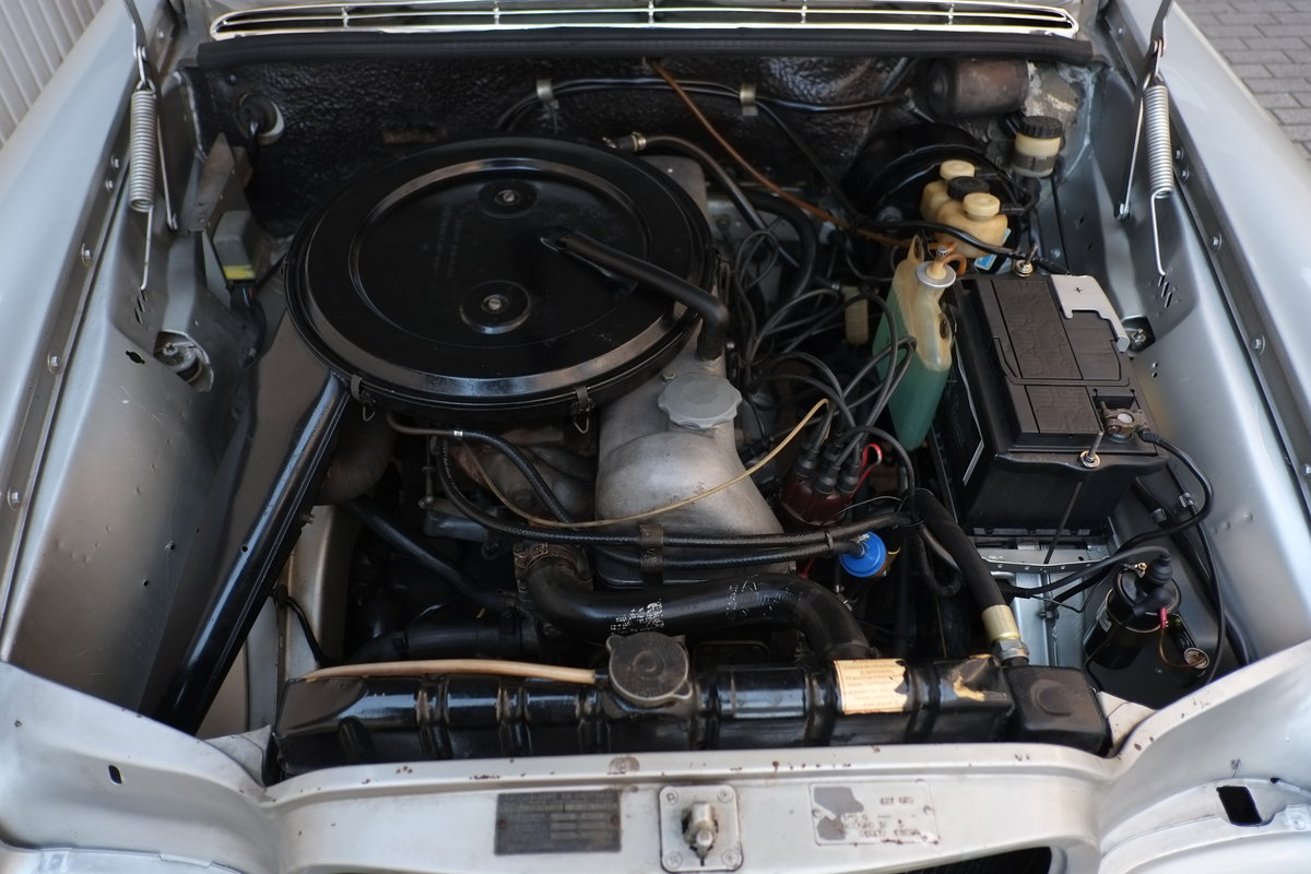 1968 Mercedes W108 280S Manual For Sale (picture 5 of 6)