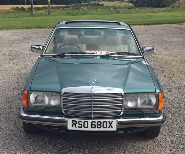 1981 Mercedes-Benz 280CE Coupe  For Sale (picture 3 of 6)