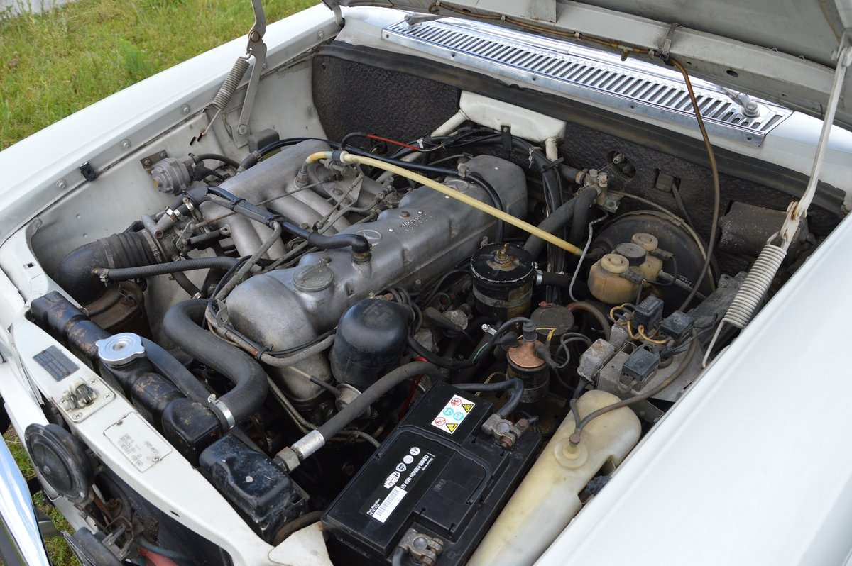 1969 – Mercedes 250 CE For Sale by Auction (picture 5 of 5)