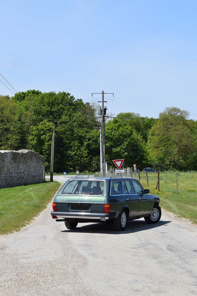 1983 – Mercedes 280 TE  For Sale by Auction (picture 2 of 6)