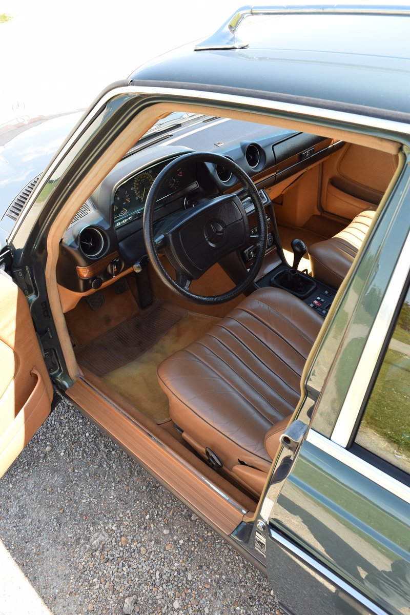 1983 – Mercedes 280 TE  For Sale by Auction (picture 3 of 6)