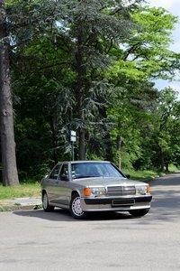 1984 - Mercedes Benz 190 E 2.3-16