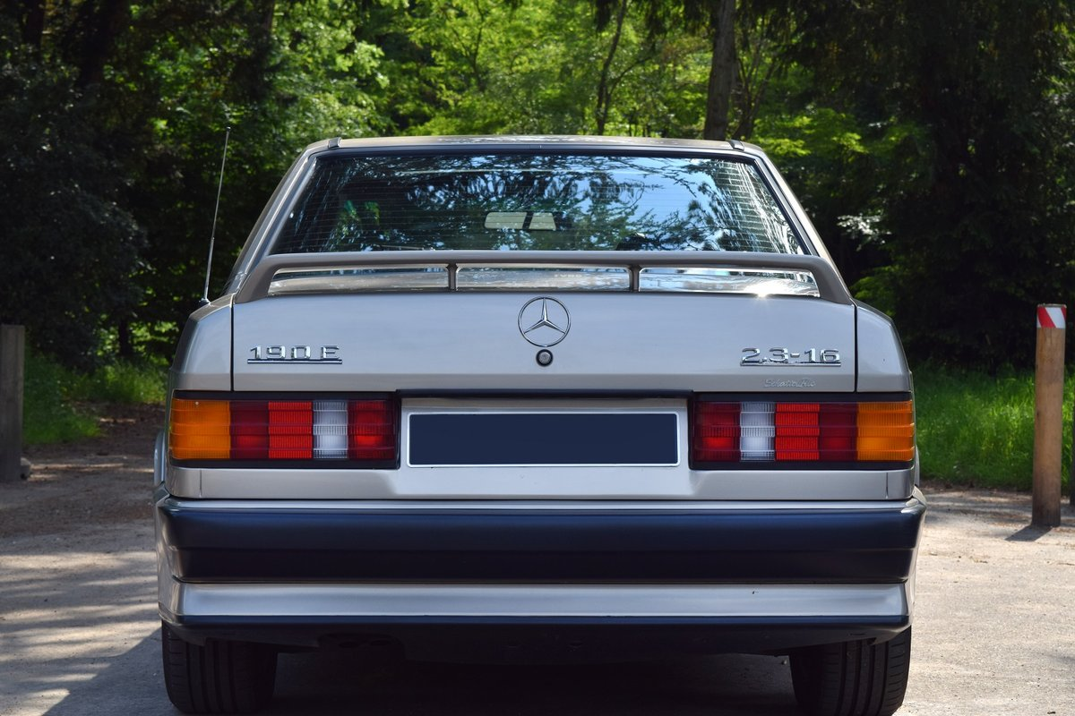 1984 - Mercedes Benz 190 E 2.3-16 For Sale by Auction (picture 2 of 5)