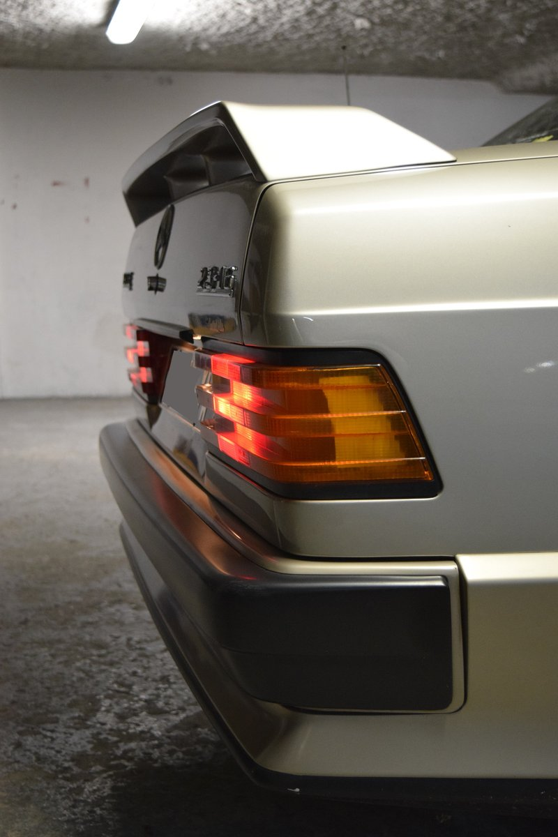 1984 - Mercedes Benz 190 E 2.3-16 For Sale by Auction (picture 5 of 5)