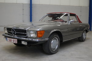 MERCEDES-BENZ 350SL, 1971 For Sale by Auction