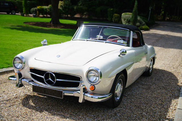 Stunning 1957 190SL For Sale (picture 1 of 6)