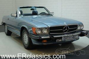 Mercedes-Benz 560 SL 1988, 34.135 real Miles
