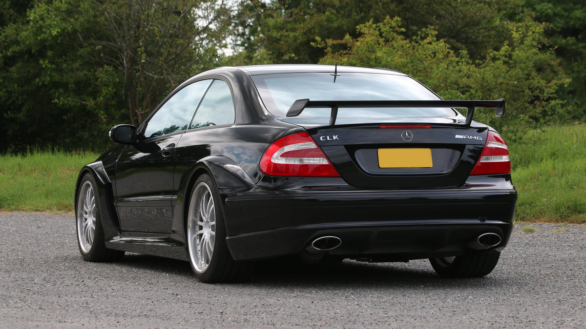 2005 MERCEDES CLK DTM AMG | 1 Owner For Sale (picture 2 of 6)