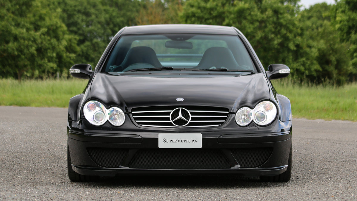 2005 MERCEDES CLK DTM AMG | 1 Owner For Sale (picture 3 of 6)