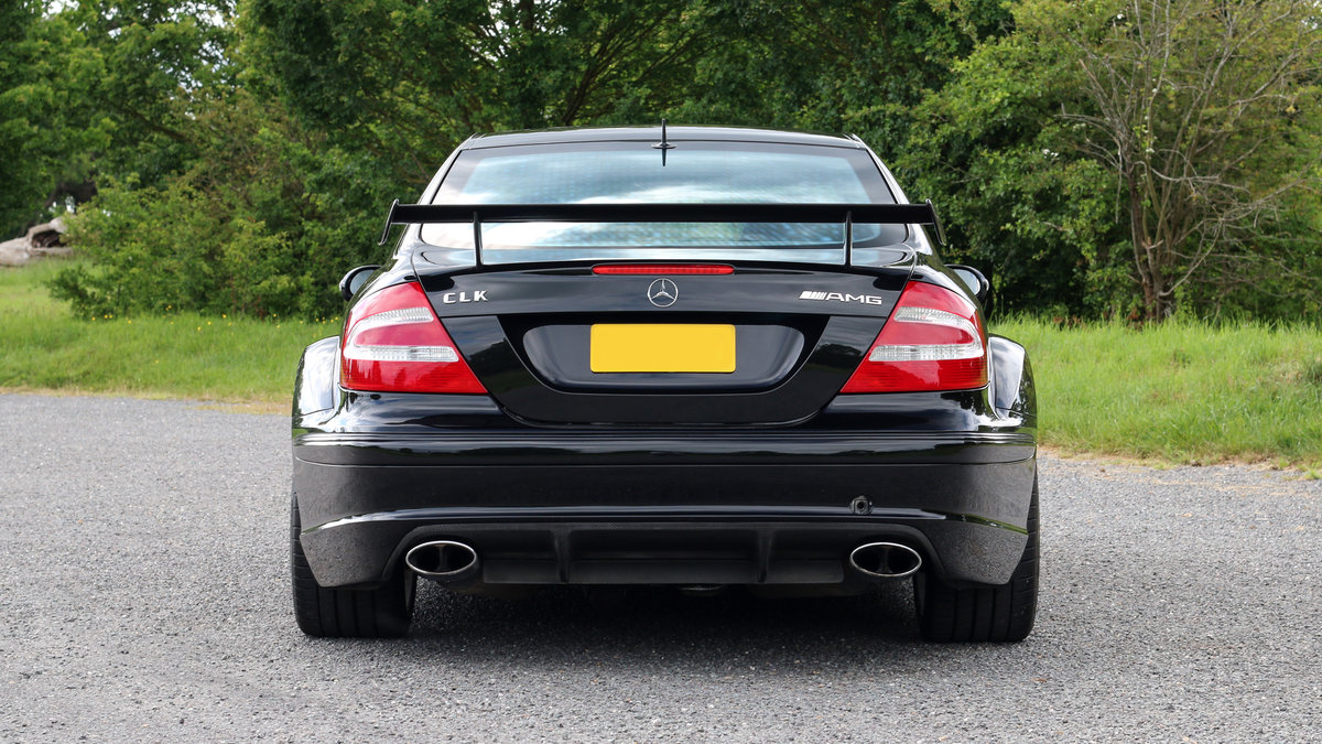 2005 MERCEDES CLK DTM AMG | 1 Owner For Sale (picture 4 of 6)