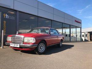 1983 Mercedes 280 Cew Auto For Sale