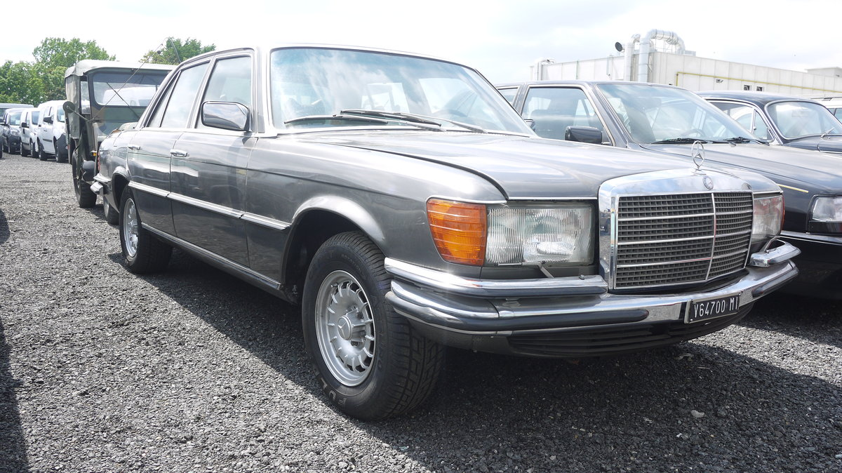 1975 Mercedes-Benz 450 SE For Sale (picture 1 of 3)