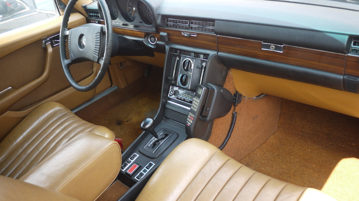 1975 Mercedes-Benz 450 SE For Sale (picture 2 of 3)