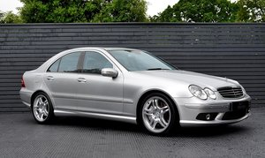 2004 Mercedes C55 AMG For Sale
