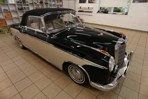 1959 Mercedes 220 SE Ponton Cabrio For Sale