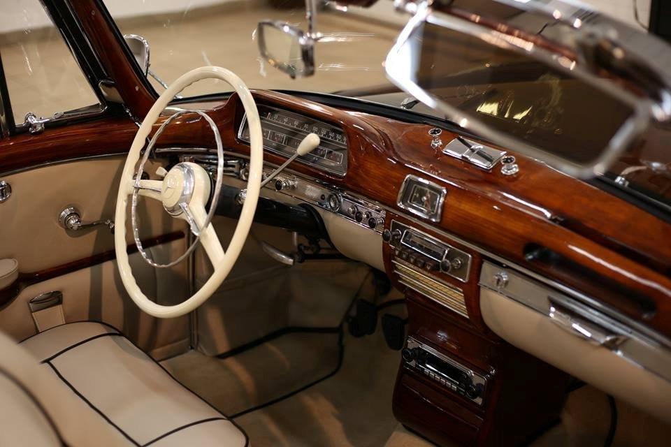 1959 Mercedes 220 SE Ponton Cabrio For Sale (picture 5 of 5)