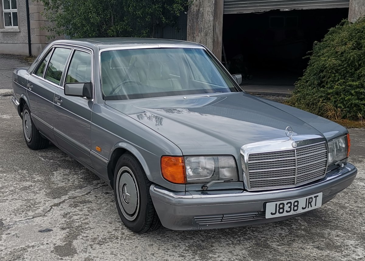 1991 Mercedes 500 SEL For Sale (picture 1 of 6)