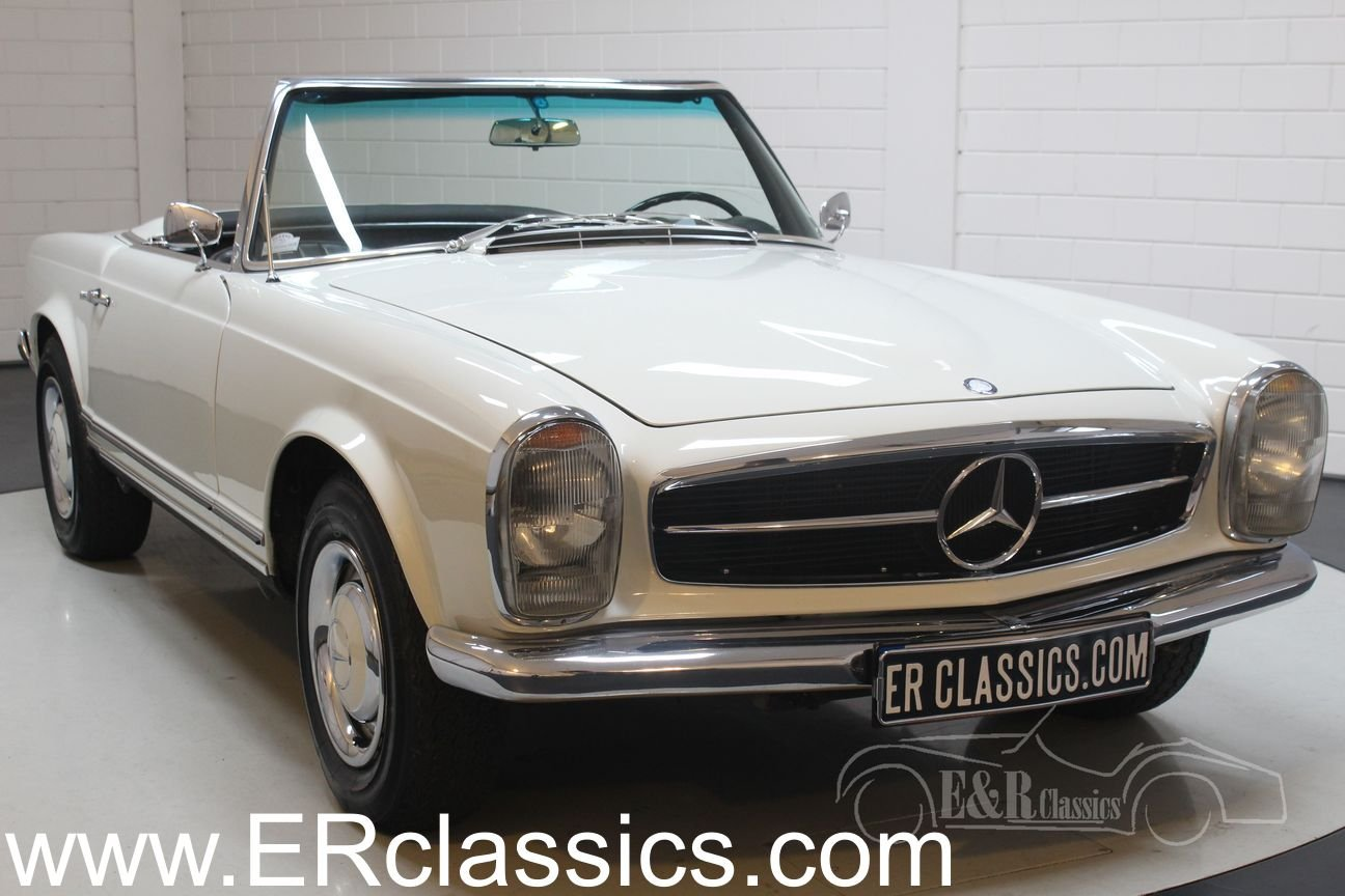 Mercedes-Benz 250SL 1967 Manual transmission For Sale (picture 1 of 6)