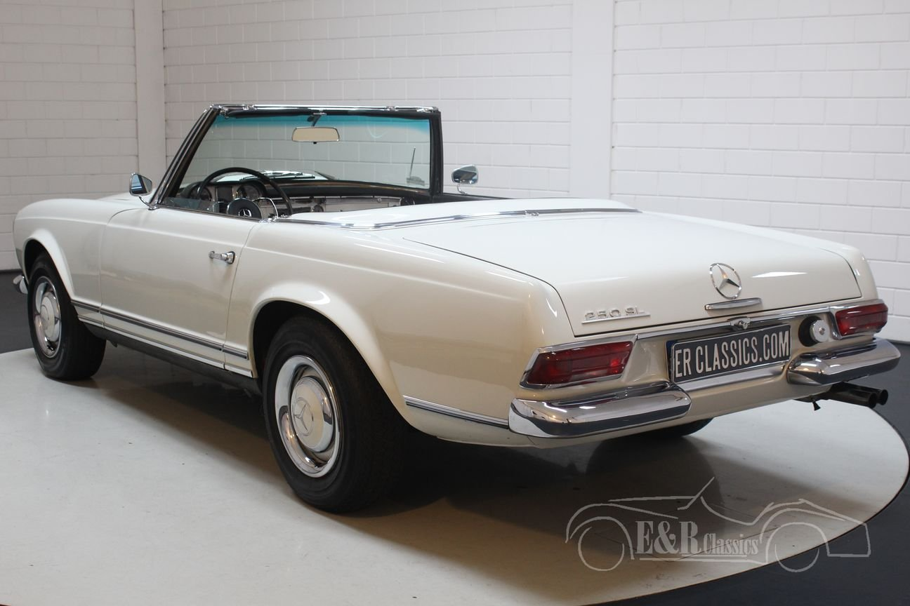Mercedes-Benz 250SL 1967 Manual transmission For Sale (picture 5 of 6)