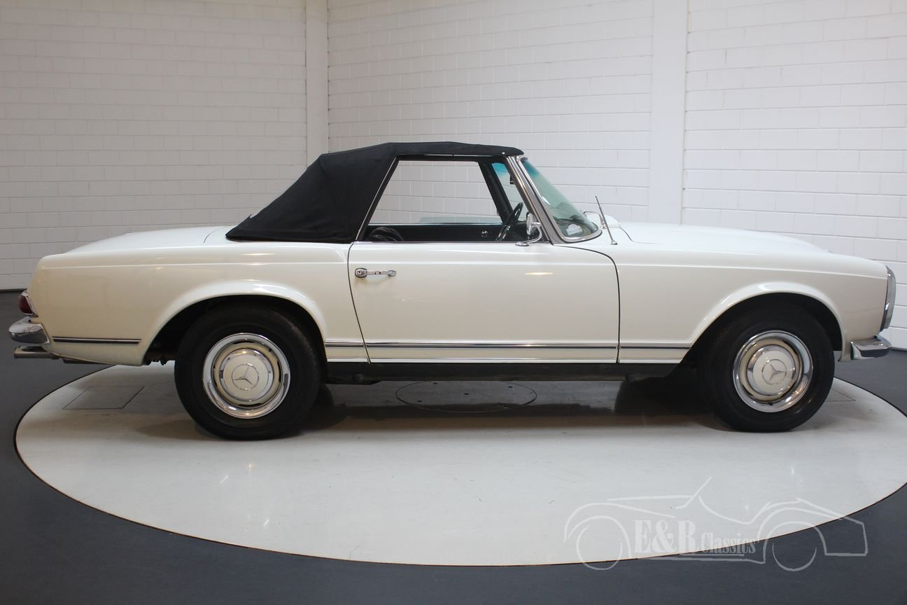 Mercedes-Benz 250SL 1967 Manual transmission For Sale (picture 6 of 6)