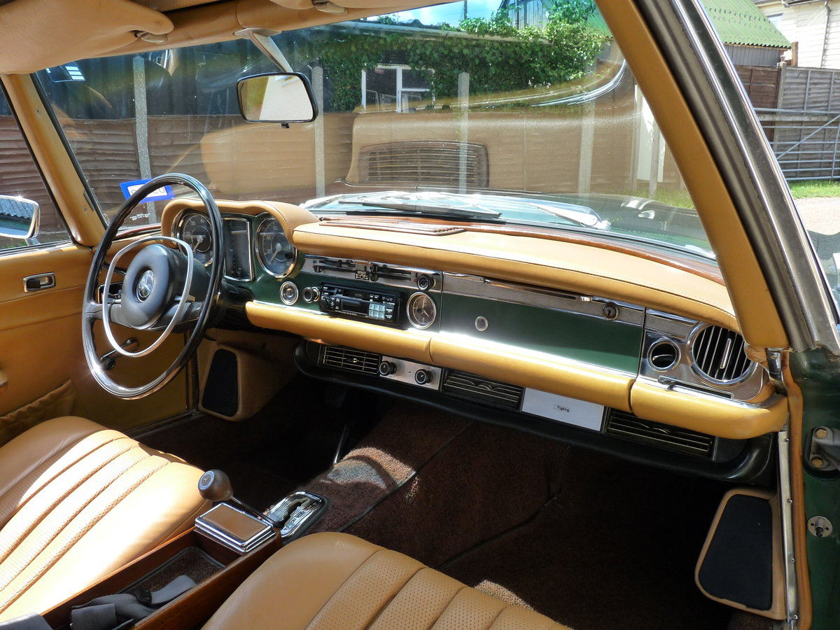 1969 Mercedes 280 SL Pagoda, Sold For Sale (picture 6 of 6)