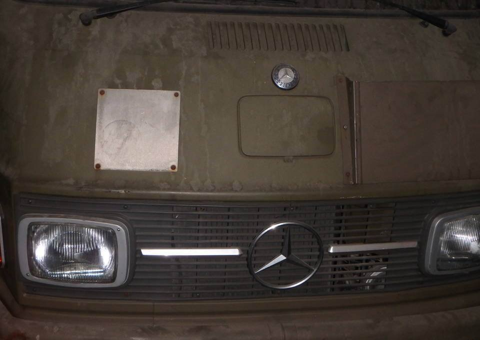 1977 Mercedes-Benz MB- 307 L military For Sale (picture 1 of 6)