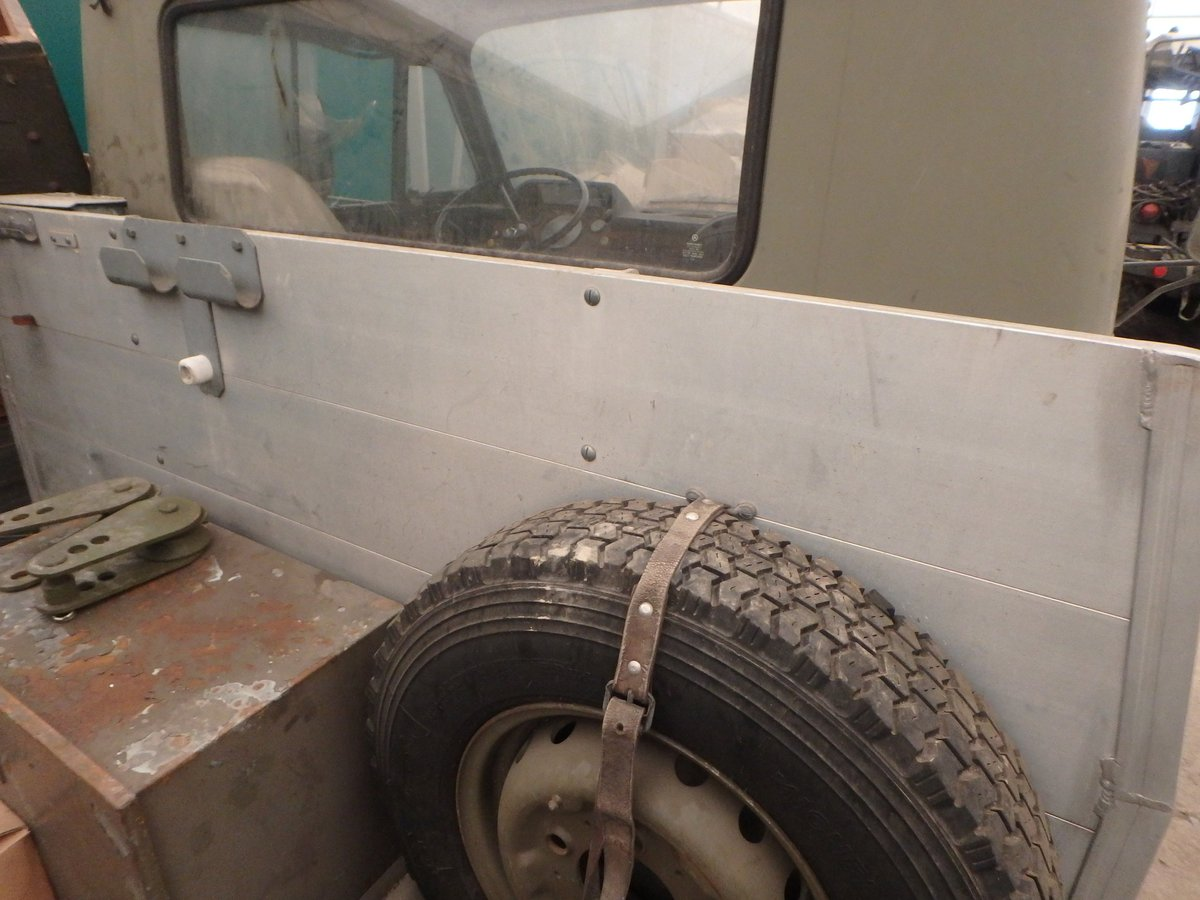 1977 Mercedes-Benz MB- 307 L military For Sale (picture 3 of 6)