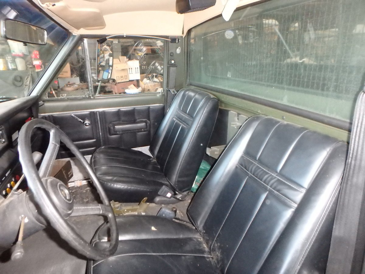 1977 Mercedes-Benz MB- 307 L military For Sale (picture 5 of 6)