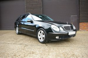 2004 Mercedes-Benz E320 Avantgarde Estate Auto (16,719 miles) SOLD