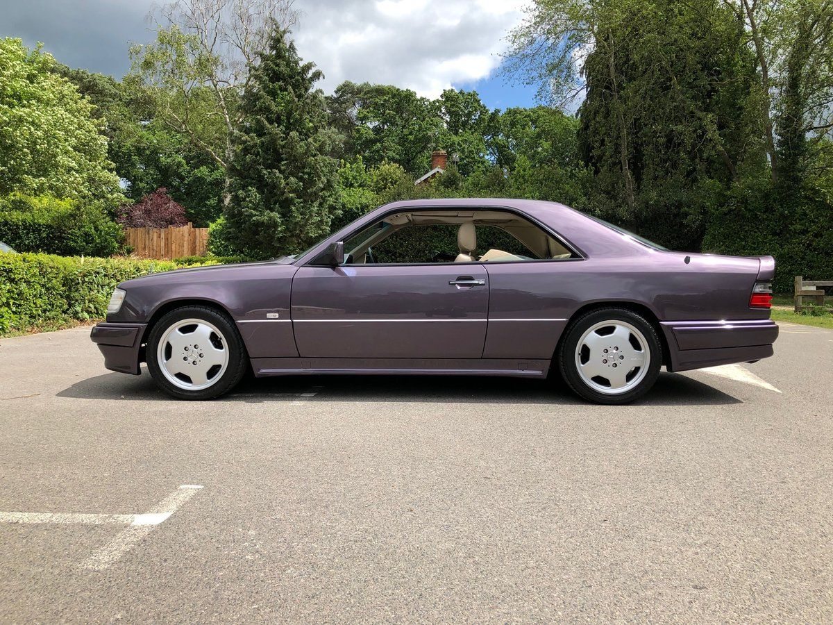 1994 Mercedes W124 320CE AMG Coupe For Sale (picture 3 of 6)