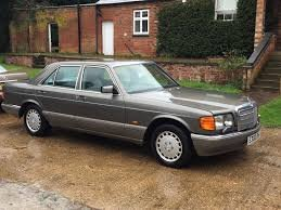 1990 Mercedes 300 se SOLD more wanted For Sale