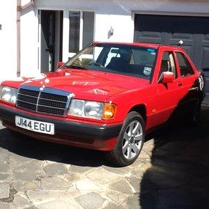1991 Mercedes 190e For Sale